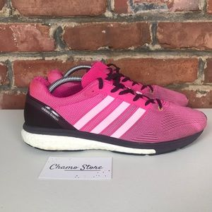 Adidas Adizero Boston boots 5 TSF WOMAND Sz 10.5